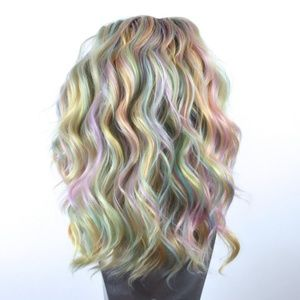 Webster Wigs Elle rooted pastel dream